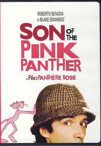Son of the Pink Panther (White Cover) (Bilingual) DVD Movie