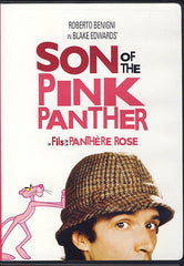 Son of the Pink Panther (White Cover) (Bilingual)