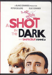A Shot in the Dark (White Cover) (Bilingual)