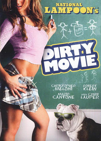 National Lampoon's Dirty Movie DVD Movie