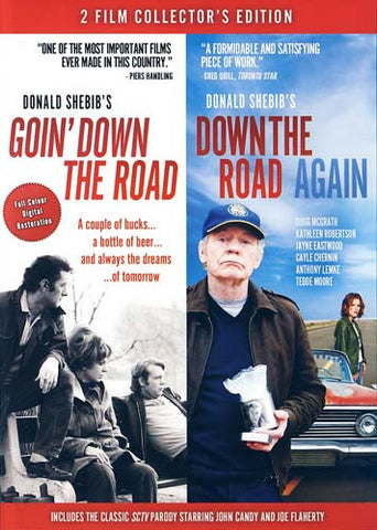 Goin Down The Road / Down The Road Again (2 Film Collector's Edition) DVD Movie