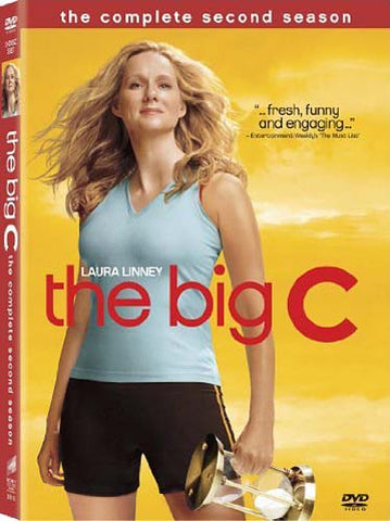 The Big C - The Complete Second Season (Boxset) DVD Movie