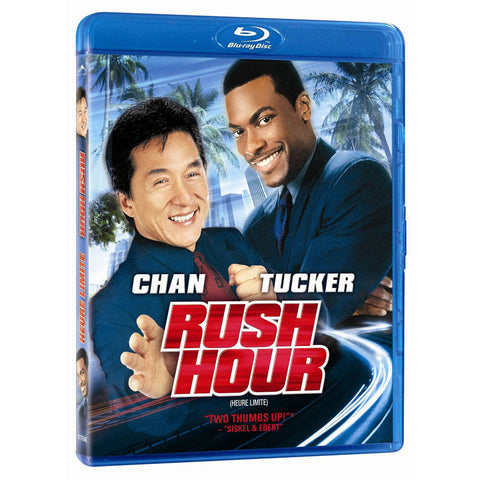 Rush Hour (Bilingual) (Blu-ray) BLU-RAY Movie