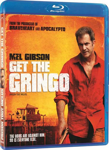 Get the Gringo (Combo Blu-ray + DVD) (Blu-ray) BLU-RAY Movie