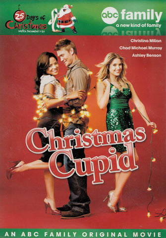 Christmas Cupid DVD Movie