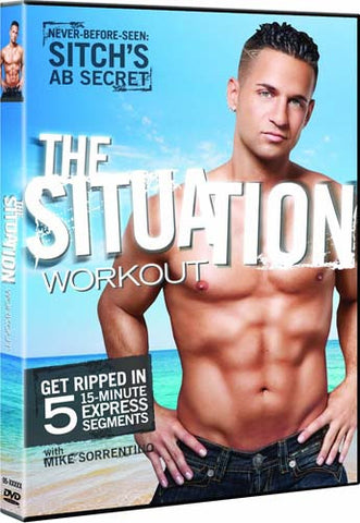 The Situation Workout DVD Movie
