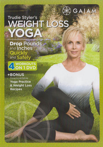 Trudie Styler - Weight Loss Yoga DVD Movie