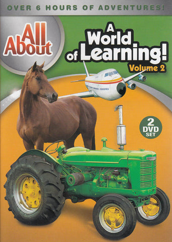 All About - A World of Learning 2 DVD Movie