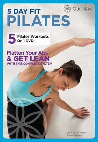 5 Day Fit Pilates DVD Movie