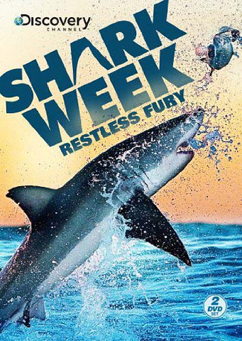 Shark Week - Restless Fury DVD Movie