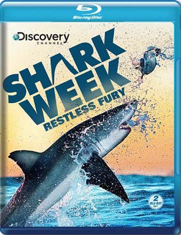 Shark Week - Restless Fury (Blu-ray) BLU-RAY Movie