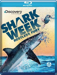 Shark Week - Restless Fury (Blu-ray)