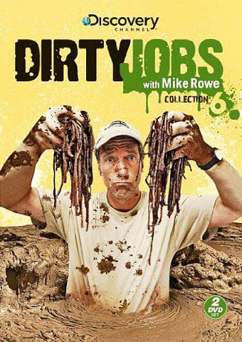 Dirty Jobs - Collection 6 DVD Movie