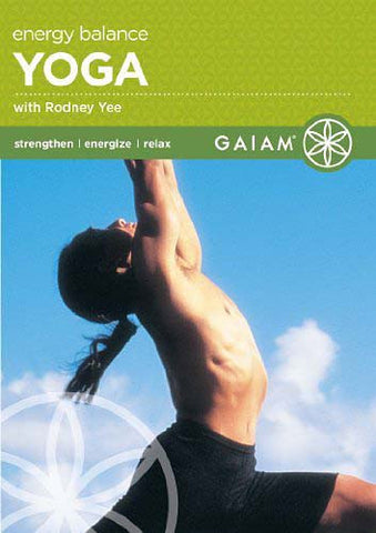 Yoga Journal's Energy Balance Yoga - Rodney Yee DVD Movie
