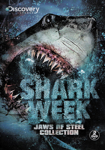 Shark Week - Jaws of Steel Collection (Two-Disc Edition) DVD Movie