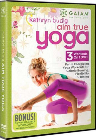 Aim True Yoga DVD Movie