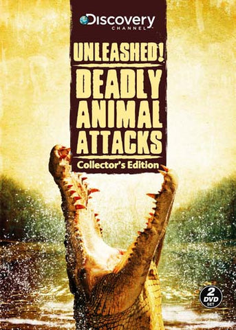 Unleashed: Deadly Animal Attacks DVD Movie