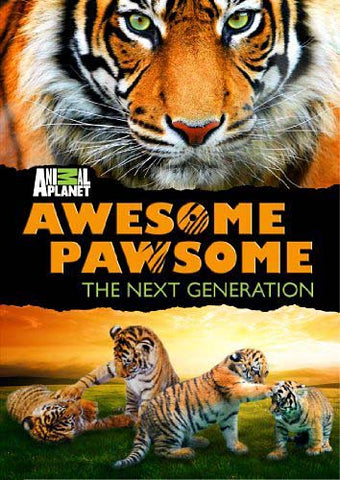 Awesome Pawsome: The Next Generation DVD Movie
