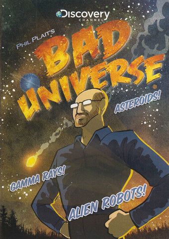 Bad Universe DVD Movie