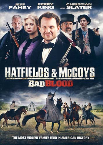 Hatfields and McCoys - Bad Blood DVD Movie