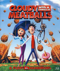 Cloudy with a Chance of Meatballs (Single-Disc) (Bilingual) (Blu-ray)