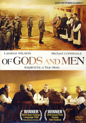 Of Gods And Men DVD Movie
