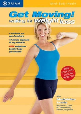 Get Moving - Walking for Weight Loss DVD Movie