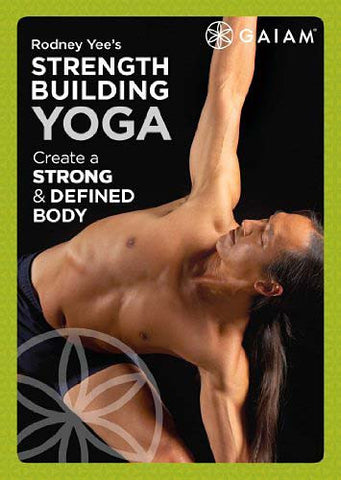 Rodney Yee - Strength Building Yoga DVD Movie