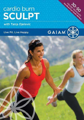 Cardio Burn Sculpt DVD Movie