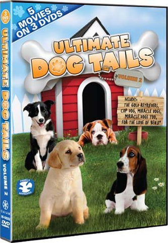 Ultimate Dog Tails Volume 2 (Boxset) DVD Movie