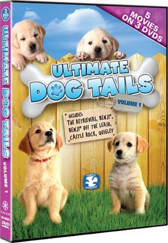 Ultimate Dog Tails Volume 1 (Boxset) DVD Movie