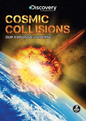 Cosmic Collisions DVD Movie