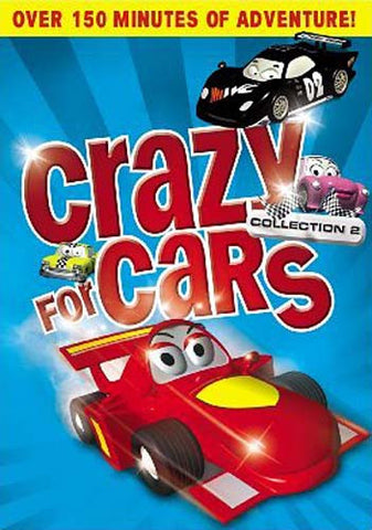 Crazy for Cars Collection 2 DVD Movie