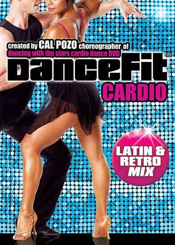 Dancefit Cardio - Latin and Retro Mix DVD Movie
