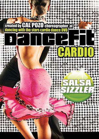 Dancefit Cardio - Salsa Sizzler DVD Movie