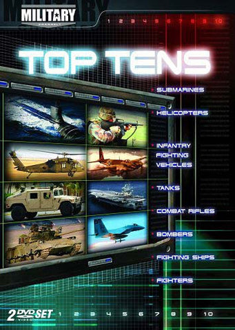 Top Tens DVD Movie