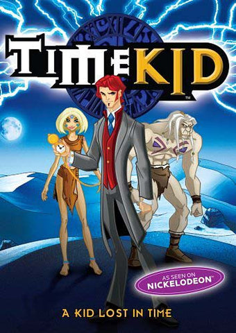 Time Kid (Animate) DVD Movie
