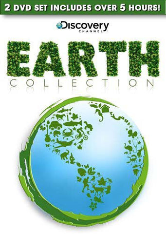 Earth Collection DVD Movie