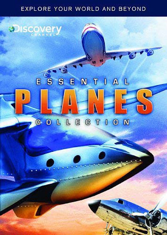 Essential Planes Collection DVD Movie