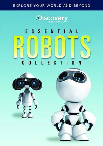 Essential Robots Collection DVD Movie