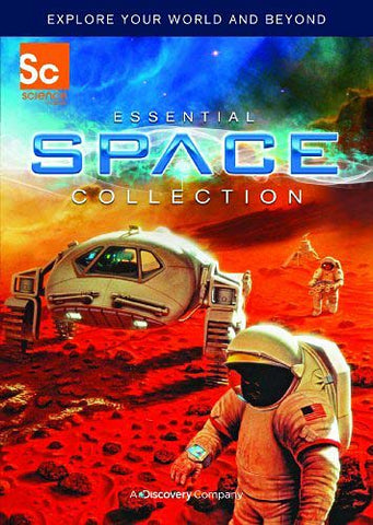 Essential Space Collection DVD Movie