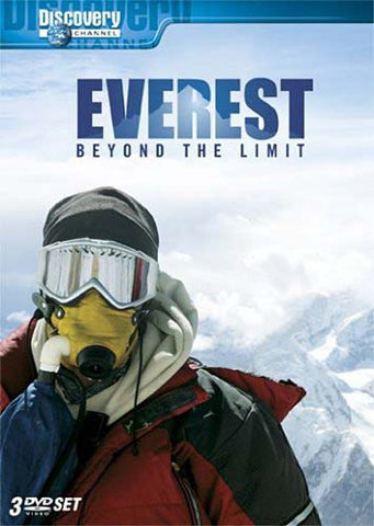 Everest: Beyond the Limit DVD Movie