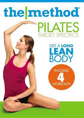 The Method - Pilates Target Specifics - Get a Long Lean Body