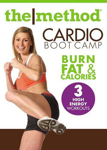 The Method - Cardio Boot Camp DVD Movie
