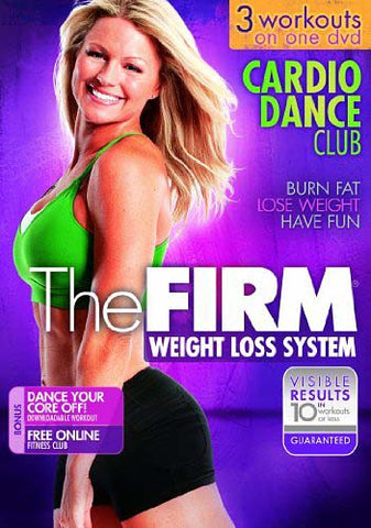 Firm: Cardio Dance Club DVD Movie