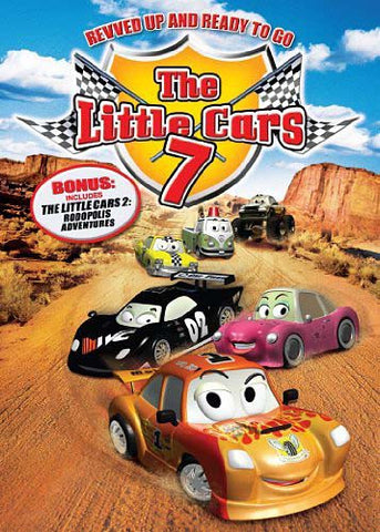 The Little Cars 7: Revved up and Ready to Go DVD Movie