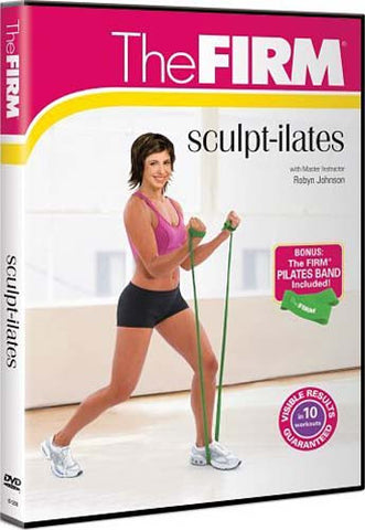The Firm - Sculpt-ilates DVD Movie