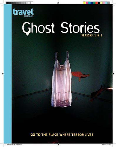 Ghost Stories Season 1 and 2 DVD Movie