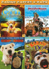 Gold Retrievers/Chilly Dogs/Cop Dog/Karate Dog