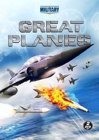 Great Planes DVD Movie